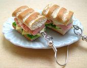 Classic Sandwich earrings