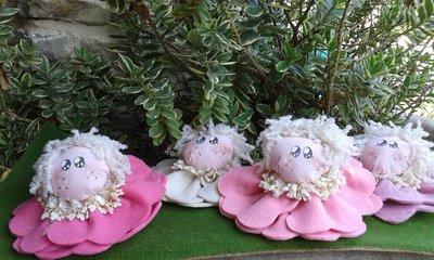 Piccole bambole gardenia