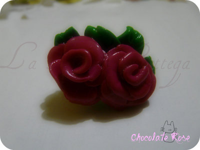Spilla - Rose
