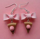 Sweet Cake Earrings