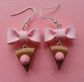 Sweet Cake Earrings