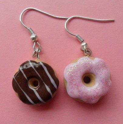 My favourite donuts - Earrings #2