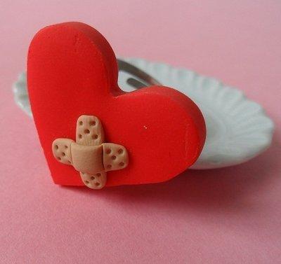 Broken Heart Ring