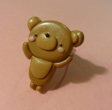 Sweet Bear Ring