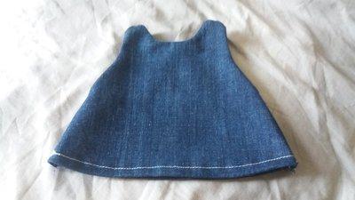 vestitino Jeans per bambole