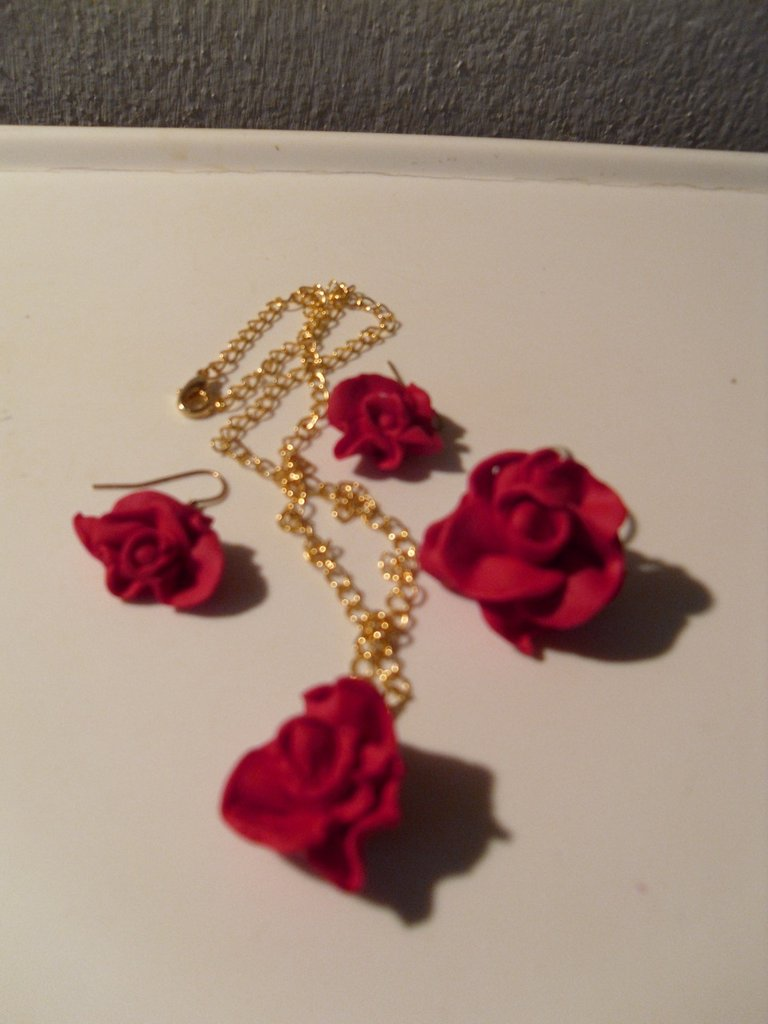 Parure di rose
