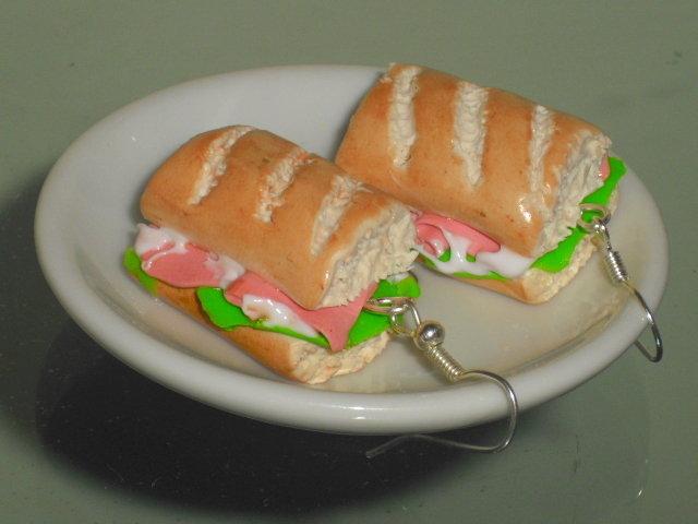 orecchini panini
