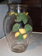 vaso limoni