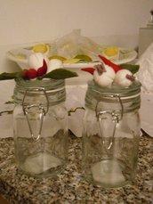 vasetti aglio e peperoncino