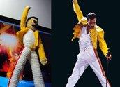 Freddie Mercury amigurumi handmade