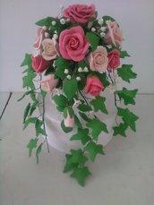 """Il bouquet di rose """" Armonia"""""""
