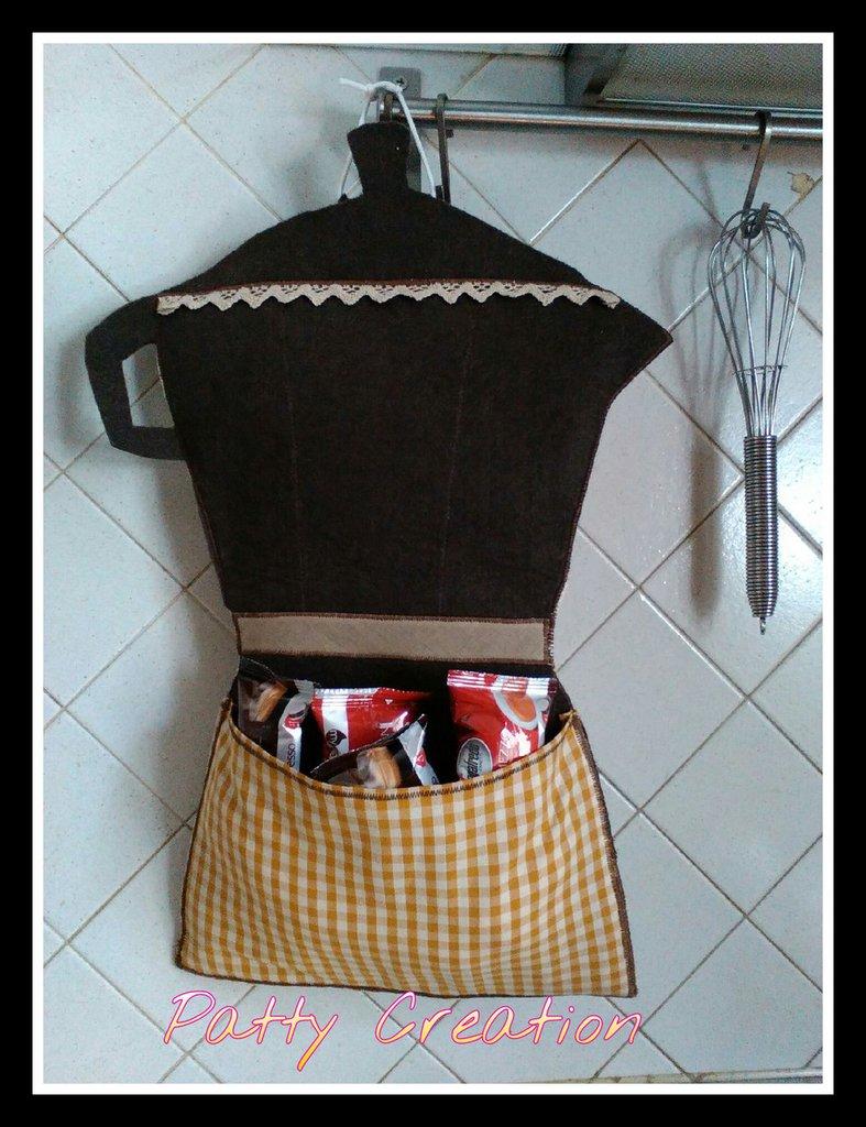 Moka porta cialde di caffé