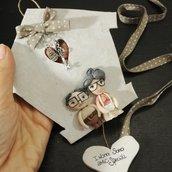 targhetta decorativa nonni