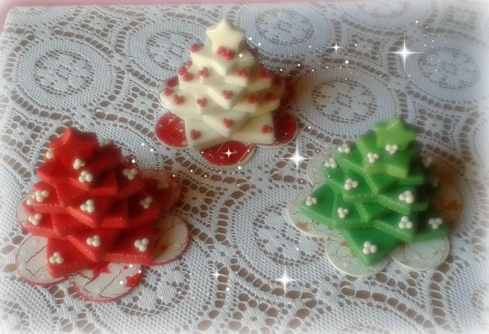 COLLEZIONE DI NATALE: alberelli di Natale