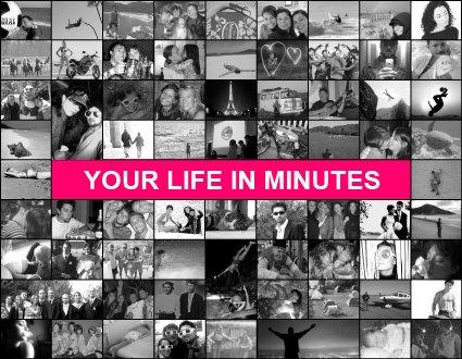 Il minuto più bello alle persone che ami.