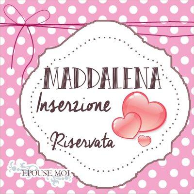 inserzione riservata maddalena