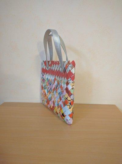 Shopping bag di carta