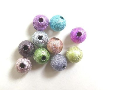 20 Perle STARDUST MIX 6 mm PRL283