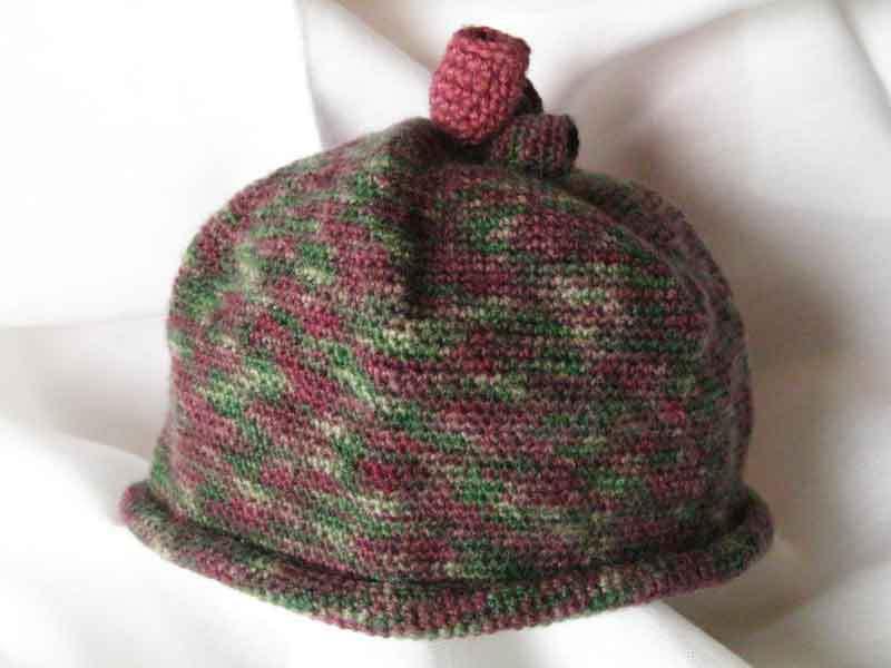cappellino in lana STEFANO