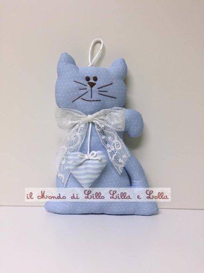 gattino decorativo per porte