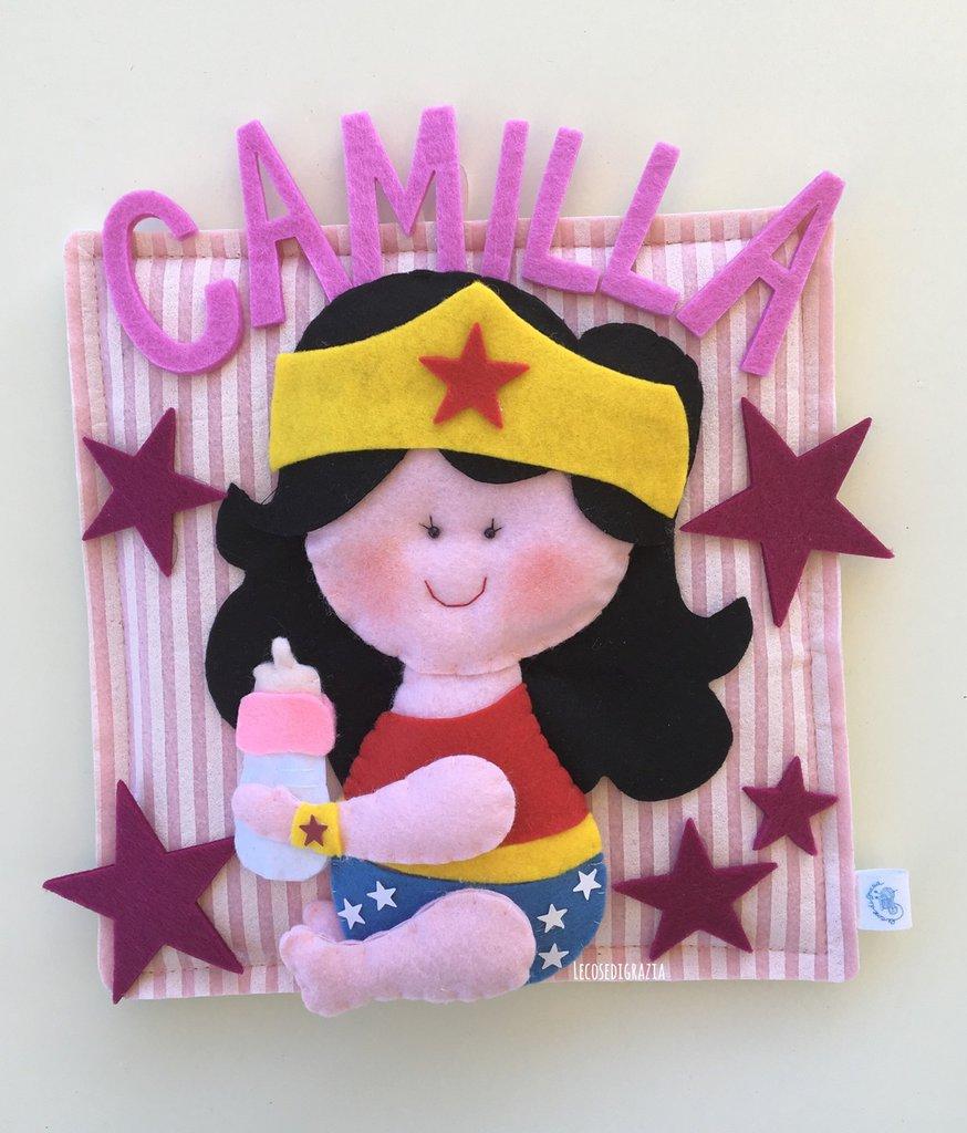 Fiocco Nascita Wonder Baby