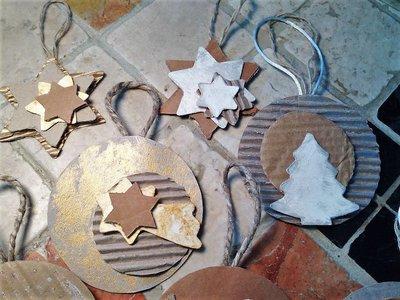 7 decorazioni albero di natale