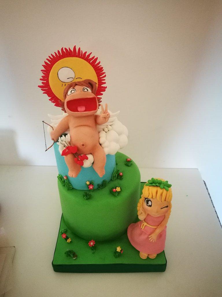 Cake Topper vari