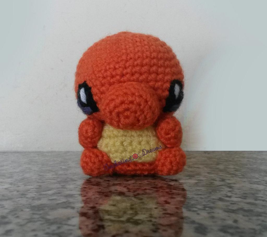 Amigurumi Pokemon Schemi : Charmander pokemon amigurumi - Per la casa e per te ...