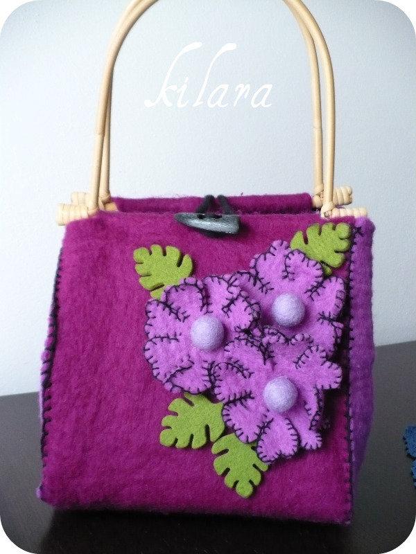 borsa fiori