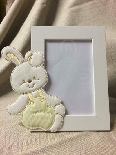 Cornici portafoto neonato