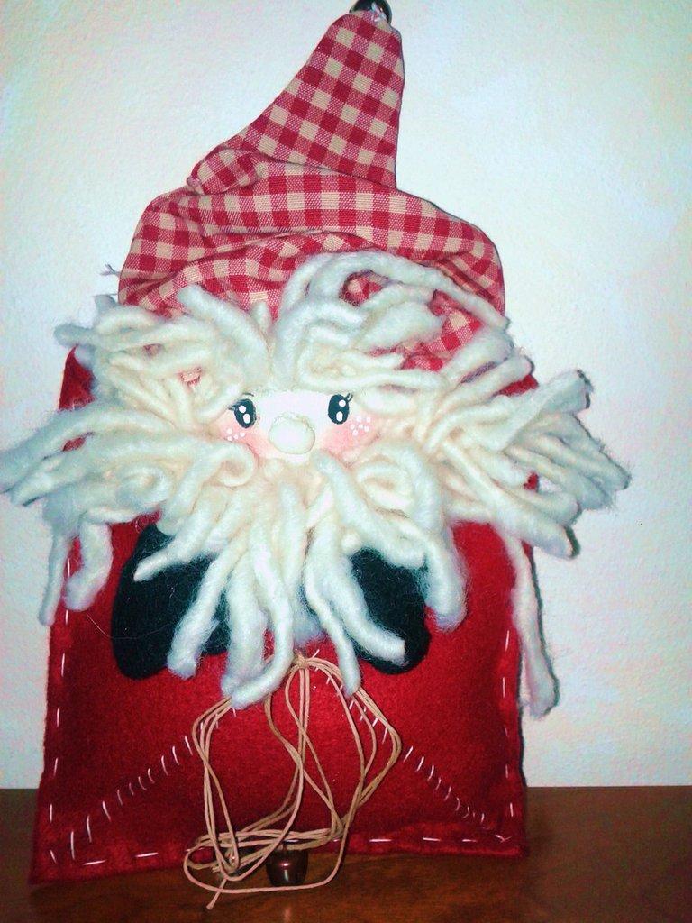 Babbo Natale in busta
