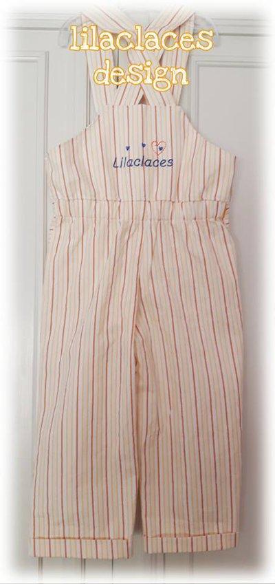 cartamodello salopette per bimbo e bimba - Bambini - Abbigliamento ... b10fbf0e4bdd