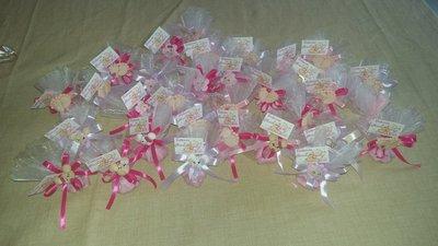 inserzione riservata annaritasignorile86 100 bomboniere complete orsetto e fiorellini fimo