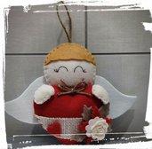 Natale, addobbi albero : l'angioletto