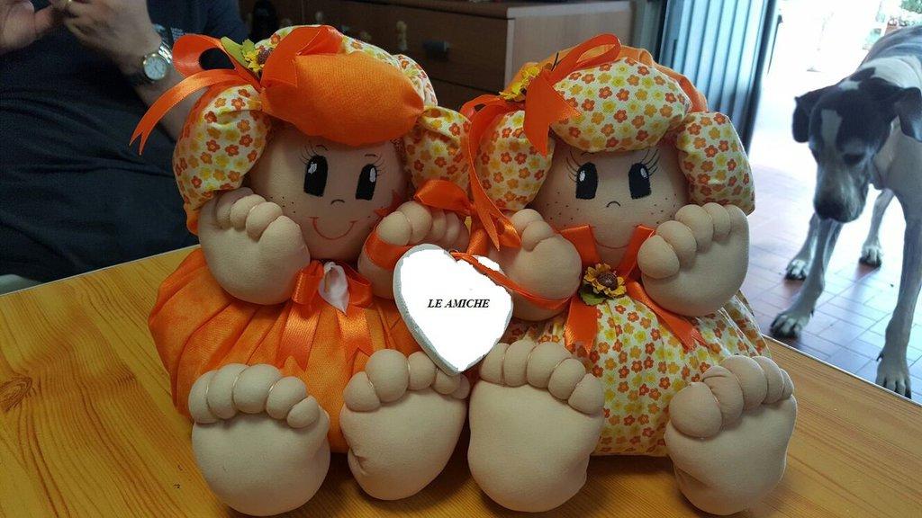 Bambola Lapandora Amiche  H 22 L 40