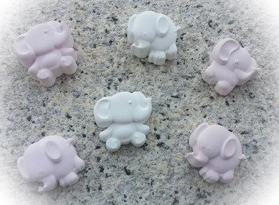 Gessetti elefantini misti