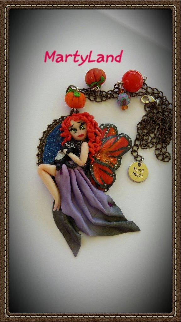 Collana Dark fairy