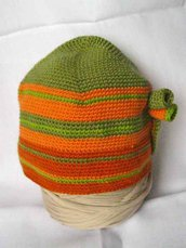cappellino in lana - MAFALDA