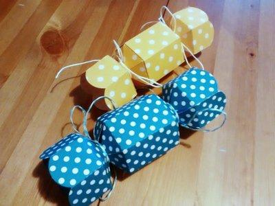 Scatola caramella porta confetti, bomboniera battesimo, matrimonio, laurea , sacchetto per confetti