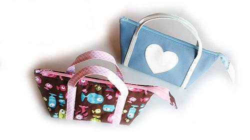 Domenica 16 Ottobre - Corso di Mini Hand Bag con Emanuela Tonioni a Vicenza