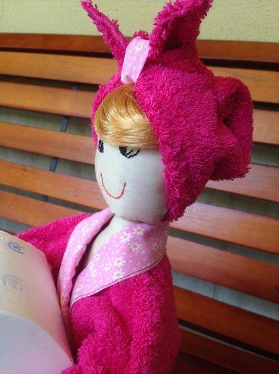 Bambola porta rotolo carta igienica decorazione per il - Porta carta igienica ...