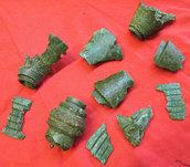 schegge di bronzo (A-17)