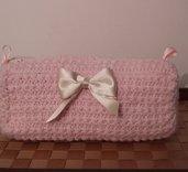 Beauty case rosa
