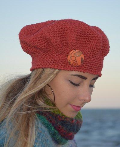 berretta color ruggine