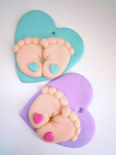 teneri piedini nascita