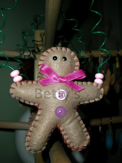 Omino biscottino - Gingerbread man