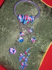 parure multicolor