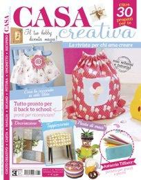 Casa Creativa n.32 (Settembre/Ottobre 2016)