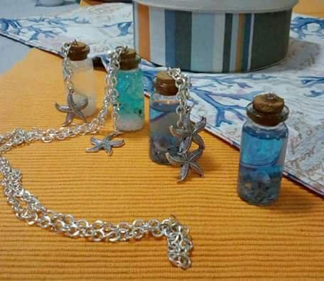 Bottigliette del mare