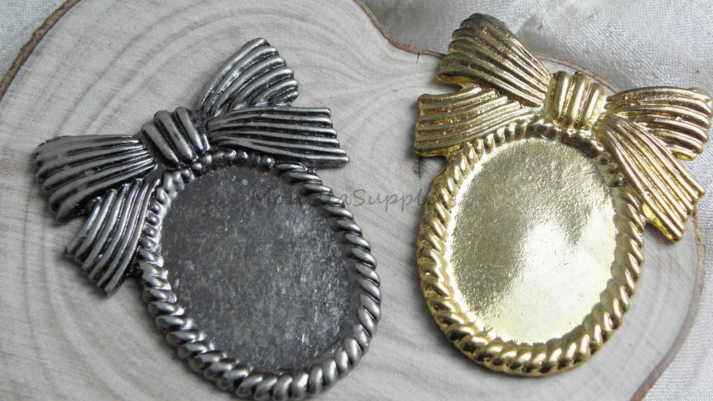 FUORI TUTTO Lottof.8, 11 pezzi mix CAMEI cammei color argento antico,oro, nikel